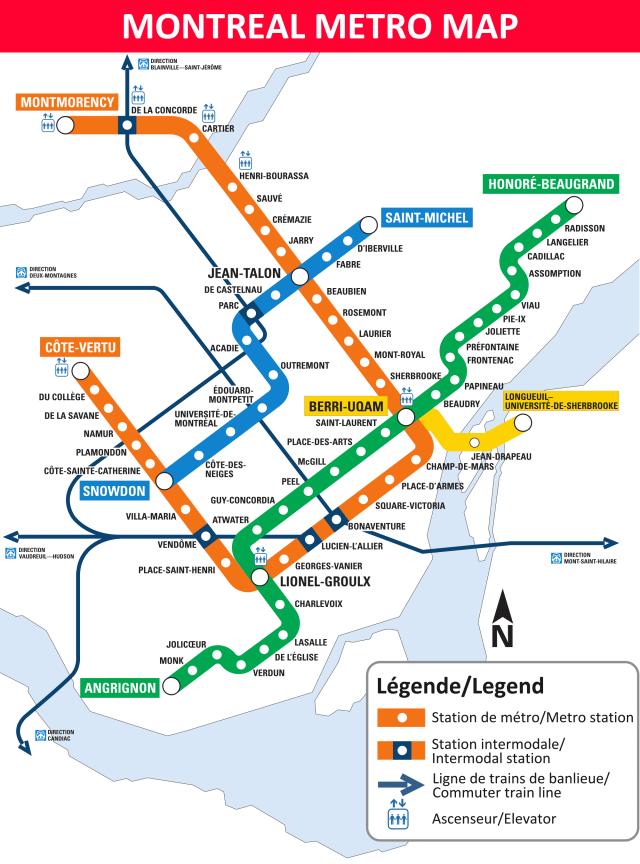 Montreal-metro-map